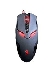 A4TECH V4M Bloody XGlide Multi-Core Gaming Mouse - Black