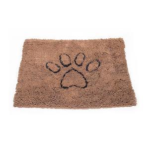 Honana Thicken Ultra Soft Chenille Fabric Pet Mat Doormat Floor Rugs Bathroom Carpet