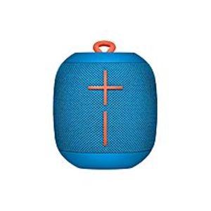 LogitechUltimate Ears WONDERBOOM Super Portable Waterproof Bluetooth Speaker - Subzero Blue