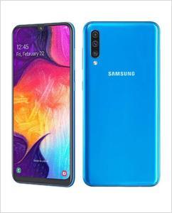 SAMSUNG Galaxy A50 128GB Memory 4GB RAM 25MP + 5MP + 8MP Tripler Rear Camera 25MP Front Camera