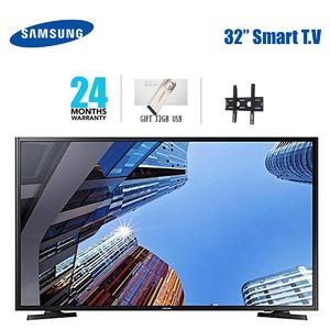 Genuine Samsung NU5500 Smart TV 32 Inch with Free 32GB USB and Free Wall Stand- 2 Years Warranty