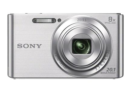 Sony Cybershot-DSCW830 - 2.7 Inch - 20.1 MP Digital Camera - 8x Optical Zoom