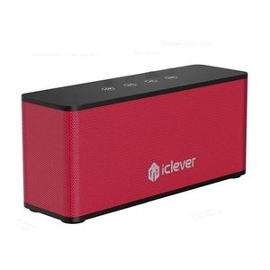 iClever Bluetooth V4.2 Speaker with Touch Control, 20W Premium Portable Wireless, Dual Passive Driver,14 Hour Playtime