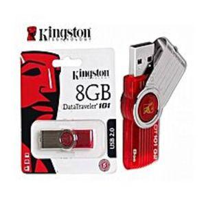 KingstonUsb 2.0 Flash Drive - 3 Colors