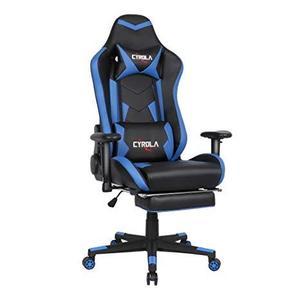 Gaming chair blue gcbu9458