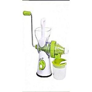 Ideal Fashion Store3 In 1 - Handy Juicer, Meat Mincer & Grinder - Green & White