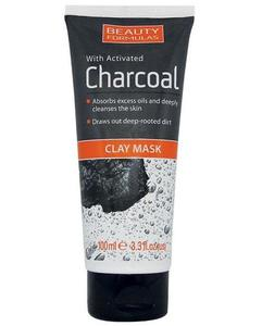 Activated Charcoal Clay Mask 100ml