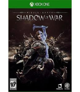 Xbox One Middle Earth Shadow Of War