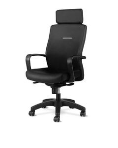 Torch ME-110 Senior Staff Chair Imported - Black