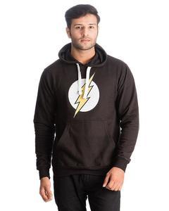 Fleece Flash SuperHero Printed Hoodies for Men