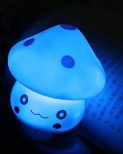 Led Mushroom Light for Decoration Bedroom Night Light