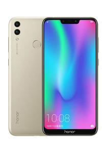Honor 8C  3GB-32GB - 6.3 Inches - Gold