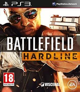 BATTLEFIELD HARDLINE PS3 GAME DVD WITH 1 FREE GIFT OF YOUR CHOICE