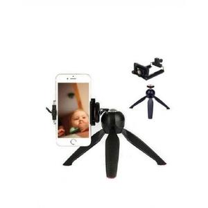 228 Selfie Tripod With Mobile Holder Clip
