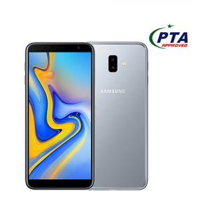 "Samsung Galaxy J6+ - 6.0"" Infinity Display - 3GB 32GB - 13 / 8 MP - 3300 mah - LTE"