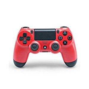 Sony DualShock 4 Wireless Controller for PlayStation 4 - Red & Black