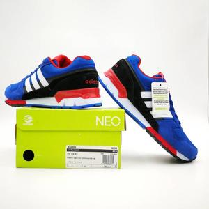 Adidas NEO 8K RUNNER Shoes, Blue/Red,