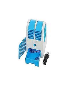AIR COOLER DOUBLE FAN USB AIR COOLER WITH USB CABLE,.