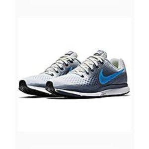 NikePure Platinum Air Zoom Pegasus Running Shoes for Men - Pure Platinum