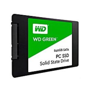 WD GREEN 120GB SSD SATA-6