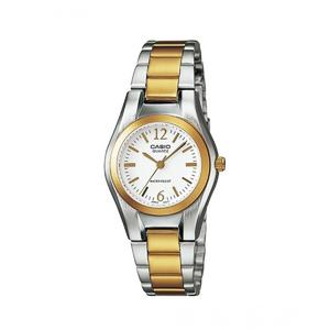 Casio - Ltp-1253Sg-7Adf - Stainless Steel Watch For Women