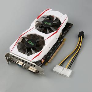 EF 2GB DDR5 128Bit PCI-Express VGA/DVI/HDMI Video Graphics Card For GTX 750Ti