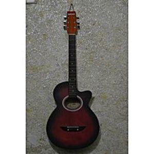 """Swift HorseAcoustic Guitar NIKKO Brand 40"""""""
