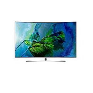 Samsung65Q8C - 65 Inch 4K Smart- QLED TV - Sterling Silver