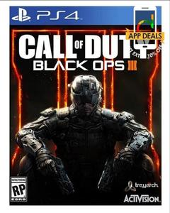 PS4 - Call of Duty: Black Ops III - Standard Edition