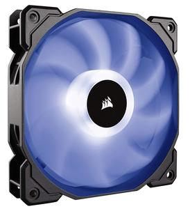 Corsair SP Series, SP120 RGB LED, 120mm High Performance RGB LED Single Fan, no Controller