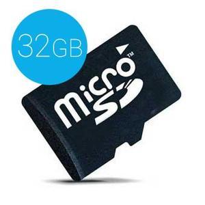 32GB Micro SD Memory Card Class 10 Black Color