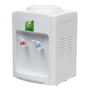 110V Water Cooler Table Top Household Mini Warm And Cold Hot Water Dispenser