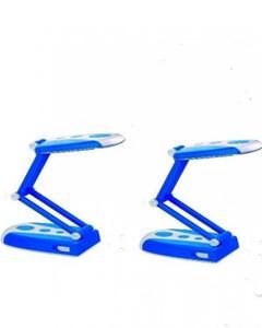 Pack Of 2 - Triumph Led Folding Desk Lamp - Multicolour