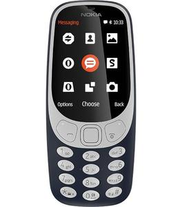 Nokia 3310 - Dual Sim - 2.4 inch Screen 16MB - 2 MP Camera - Dark Blue