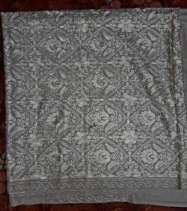 Kashmiri Hand embroidered woolen shawl