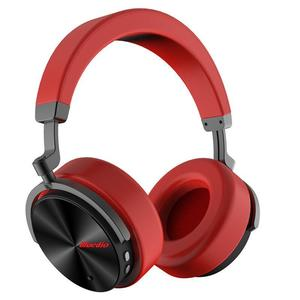 Bluedio T5 Active Noise Cancelling Bluetooth Headphone Wireless Stereo Heavy Bass Earphone with Mic