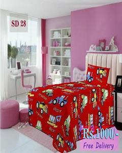Single Bed Sheet Sd 28