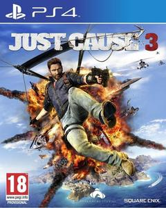 Playstation 4 Just Cause 3
