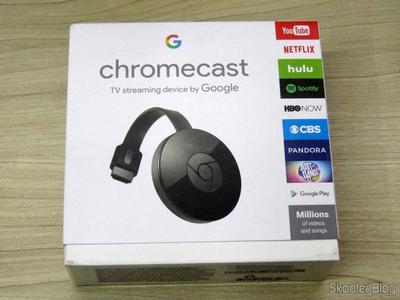 Google orignal Google Chromecast 2rd Generation