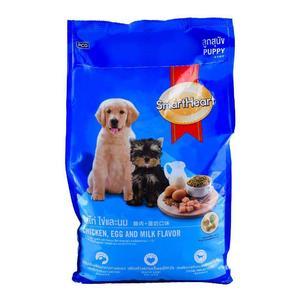 smart heart dog food puppy chicken 3 kg