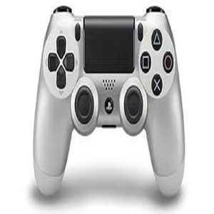 Playstation 4 controller silver