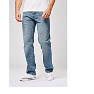 AA Deals Daraz Fashion Medium Blue Denim Jeans For Men