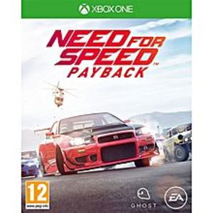 Electronic ArtsNeed For Speed Payback - Xbox One