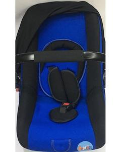 Baby Carry Cot - Blue Black