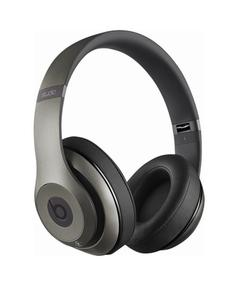 Beats Studio 2 Wireless Over‐Ear Headphones - Titanium