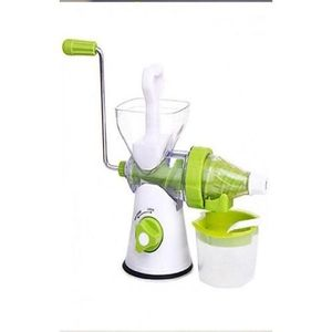 3 In 1 - Handy Juicer, Meat Mincer & Grinder - Green & White