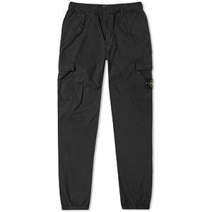 Pure Parachute Long mixed Black  Trouser