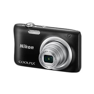 Nikon A100 - Coolpix Digital Camera - Black