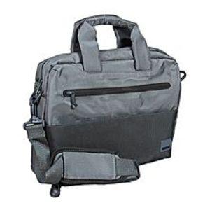 American TouristerBrixton Briefcase - Grey / Blk