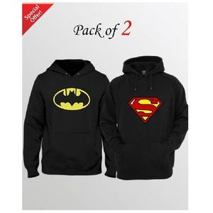 Pack of Two Hoodie For Men